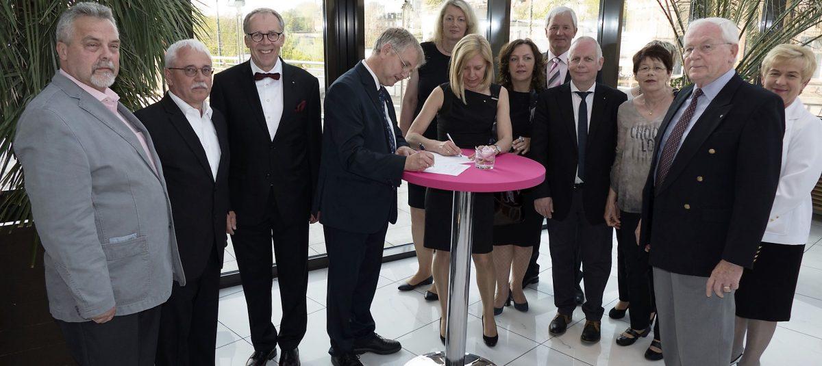 Umowa o partnerstwie podpisana
