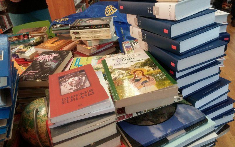 Książki dla biblioteki