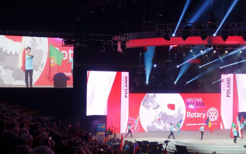 Konwencja Rotary International Toronto 2018