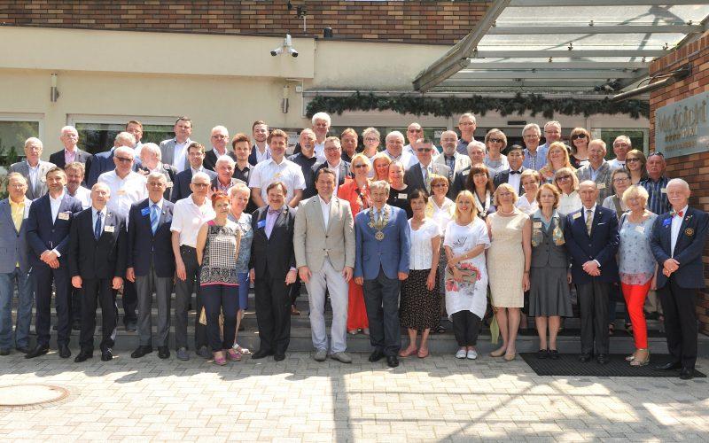 Konferencja Dystryktu 2231 w Spale