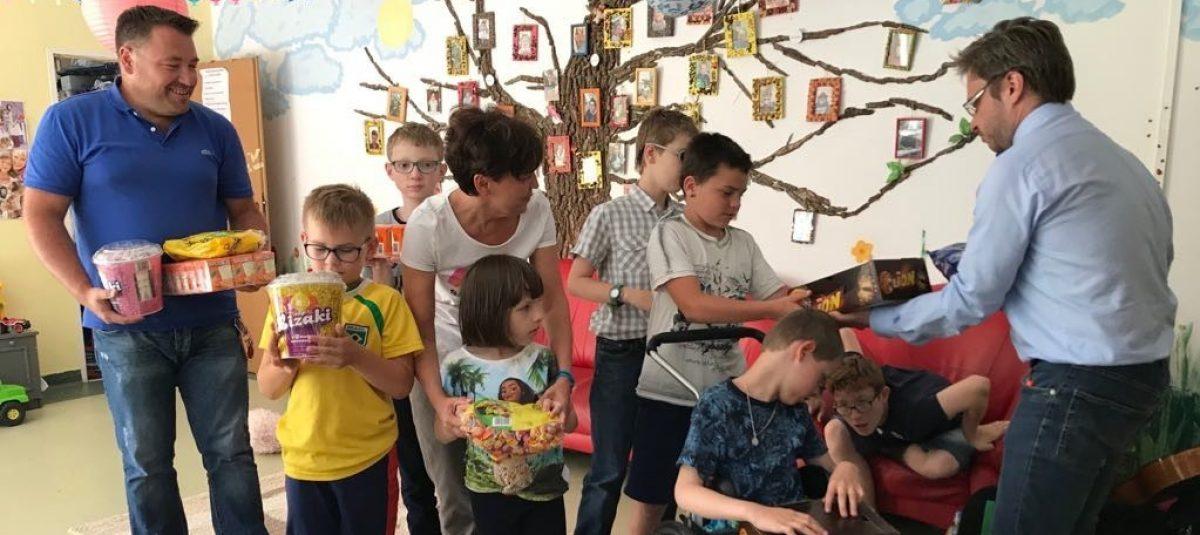 RC Lublin dzieciom
