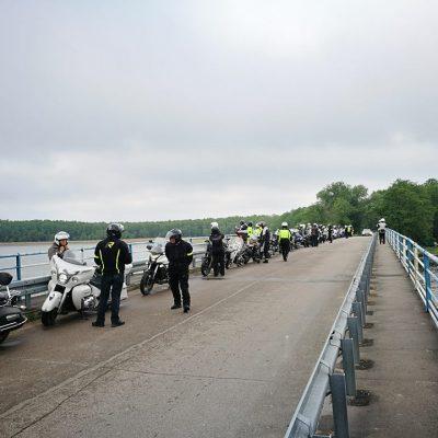 Rotarianie na motocyklach (1)