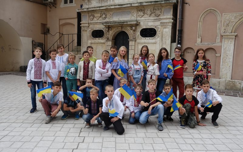 Kolonie dla ukraińskich dzieci już po raz piąty
