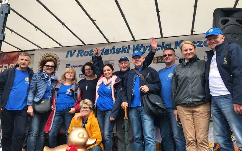 IV Rotariański Wyścig Kaczek na Krznie