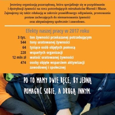 plakat zbiorka zywnosci RC Gizycko ok 02