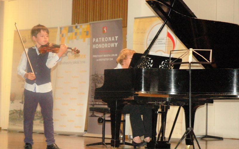 Konkurs młodych skrzypków w Lublinie