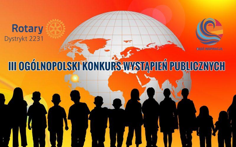 III Ogólnopolski Konkurs Wystąpień Publicznych już niebawem
