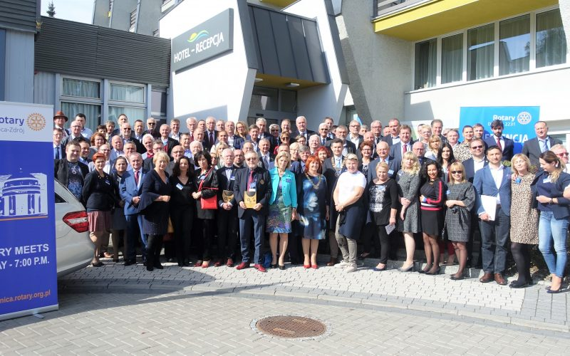 Konferencja polskich Rotarian w Polanicy Zdrój