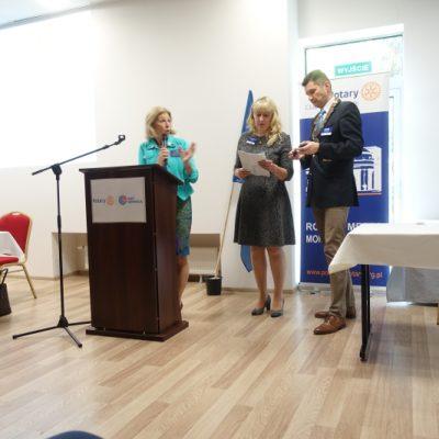 Konferencja Dystryktu 2231 Polanica Zdroj fot. Dorota Wcisla (12)