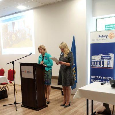 Konferencja Dystryktu 2231 Polanica Zdroj fot. Dorota Wcisla (16)