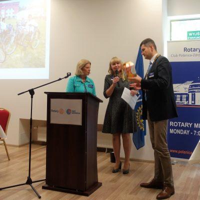 Konferencja Dystryktu 2231 Polanica Zdroj fot. Dorota Wcisla (17)