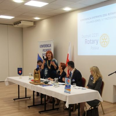 Konferencja Dystryktu 2231 Polanica Zdroj fot. Dorota Wcisla (24)
