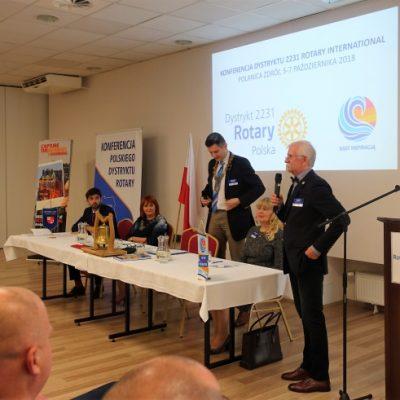 Konferencja Dystryktu 2231 Polanica Zdroj fot. Dorota Wcisla (25)