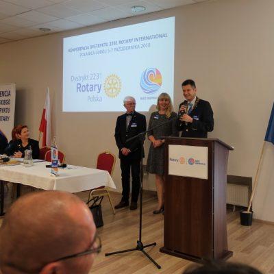 Konferencja Dystryktu 2231 Polanica Zdroj fot. Dorota Wcisla (27)