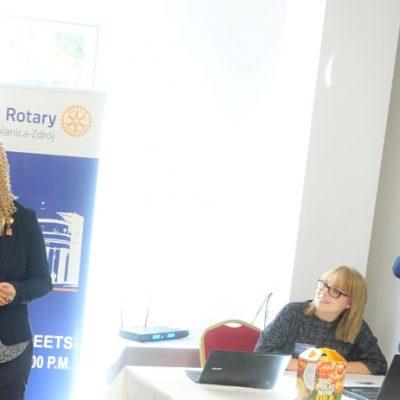 Konferencja Dystryktu 2231 Polanica Zdroj fot. Dorota Wcisla (29)