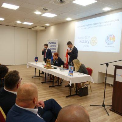 Konferencja Dystryktu 2231 Polanica Zdroj fot. Dorota Wcisla (3)