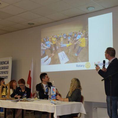 Konferencja Dystryktu 2231 Polanica Zdroj fot. Dorota Wcisla (39)