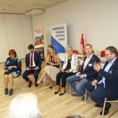 Konferencja Dystryktu 2231 Polanica Zdroj fot. Dorota Wcisla (56)