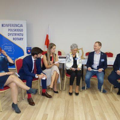 Konferencja Dystryktu 2231 Polanica Zdroj fot. Dorota Wcisla (57)