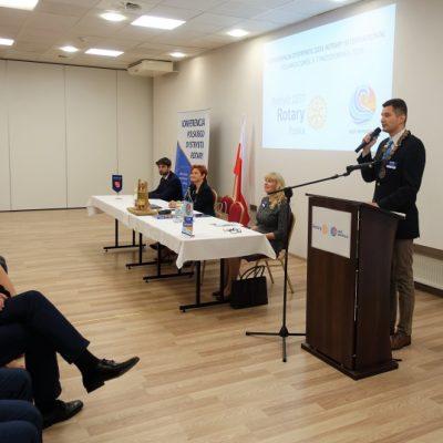 Konferencja Dystryktu 2231 Polanica Zdroj fot. Dorota Wcisla (9)