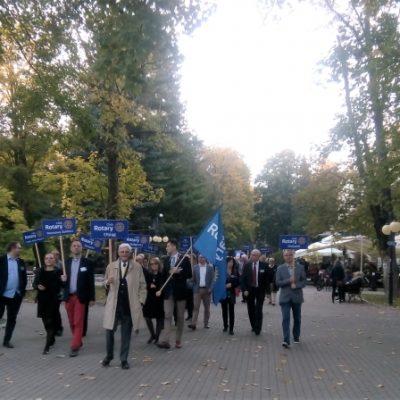 Parada Rotarian Polanica Zdroj fot. Dorota Wcisla (24)