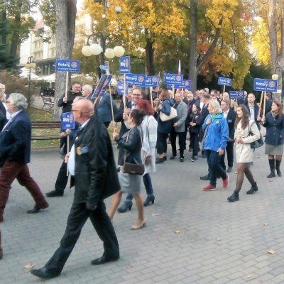 Parada Rotarian Polanica Zdroj fot. Dorota Wcisla (27)