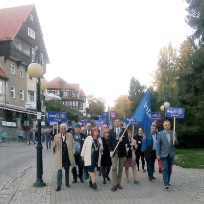 Parada Rotarian Polanica Zdroj fot. Dorota Wcisla (34)