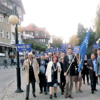 Parada Rotarian Polanica Zdroj fot. Dorota Wcisla (35)