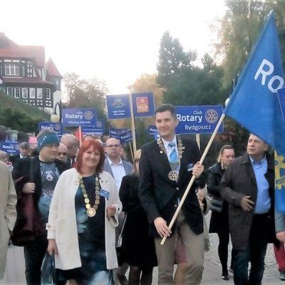 Parada Rotarian Polanica Zdroj fot. Dorota Wcisla (36)