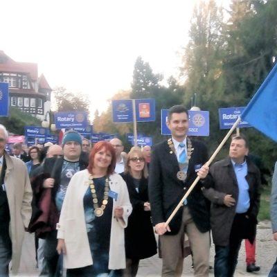 Parada Rotarian Polanica Zdroj fot. Dorota Wcisla (37)