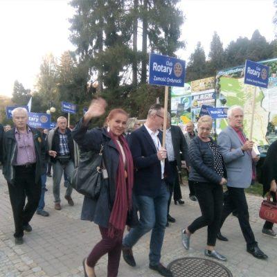 Parada Rotarian Polanica Zdroj fot. Dorota Wcisla (42)