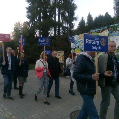 Parada Rotarian Polanica Zdroj fot. Dorota Wcisla (45)