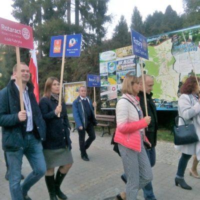 Parada Rotarian Polanica Zdroj fot. Dorota Wcisla (47)