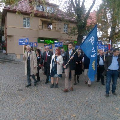 Parada Rotarian Polanica Zdroj fot. Dorota Wcisla (64)