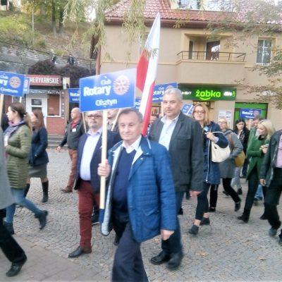 Parada Rotarian Polanica Zdroj fot. Dorota Wcisla (69)