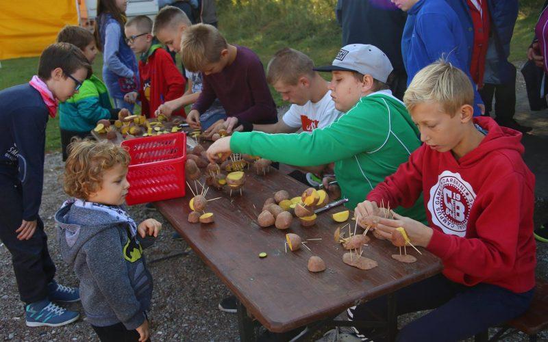 II Festyn Święto Ziemniaka