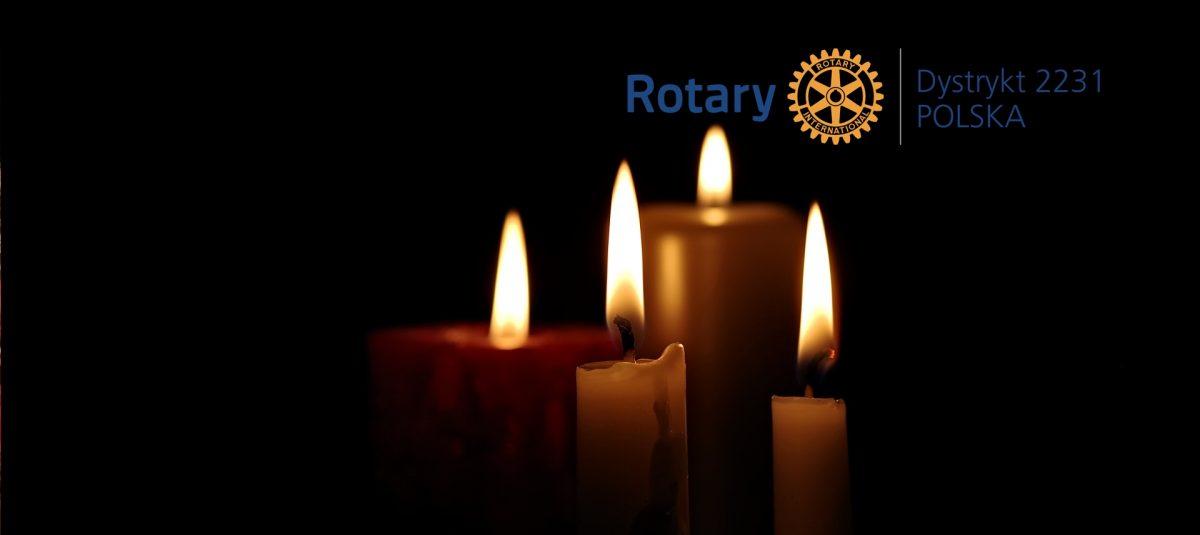 Pamięci naszych Przyjaciół Rotarian