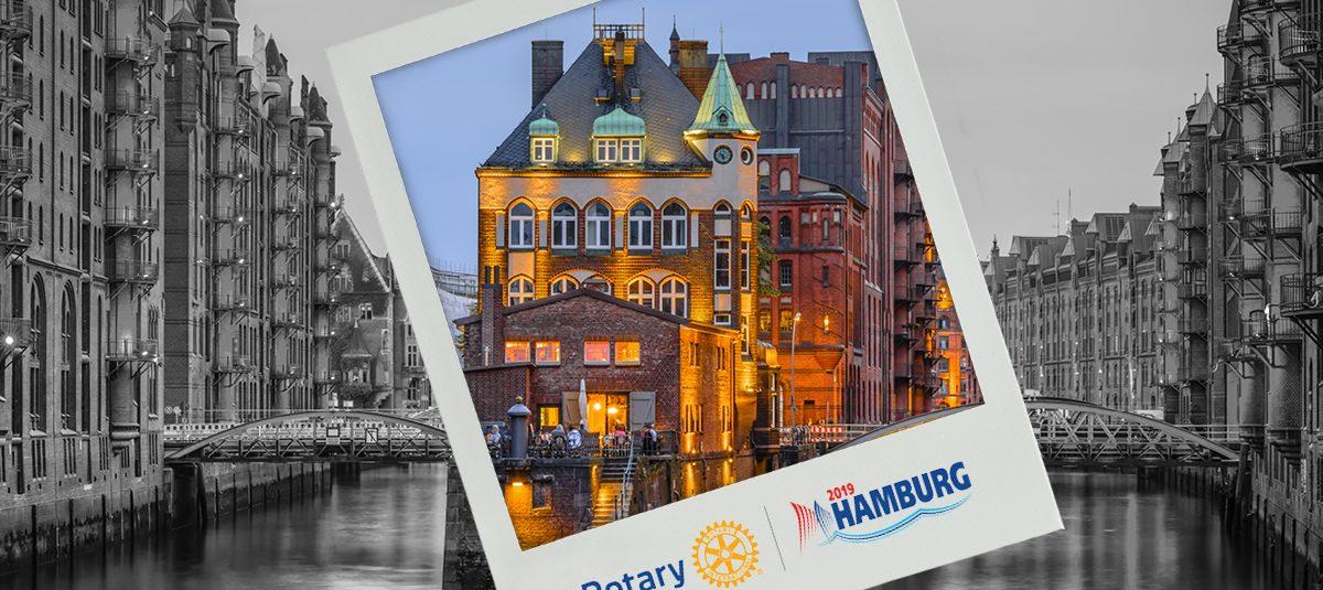Konwencja Rotary International – Hamburg 2019