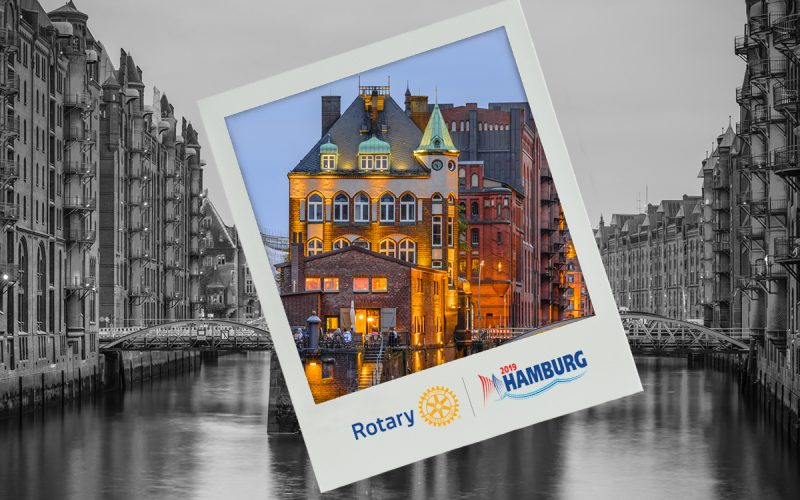Konwencja Rotary International – Hamburg 2019
