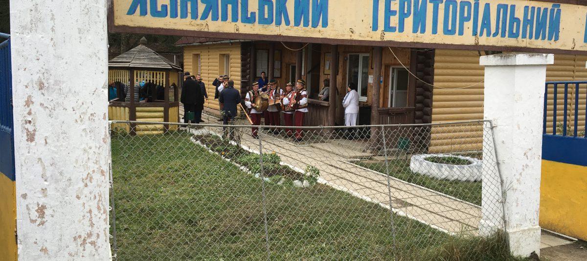 Czysta woda dla Ośrodka Pomocy Społecznej w Yasinya