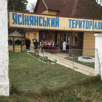 Czysta woda dla Ukrainy