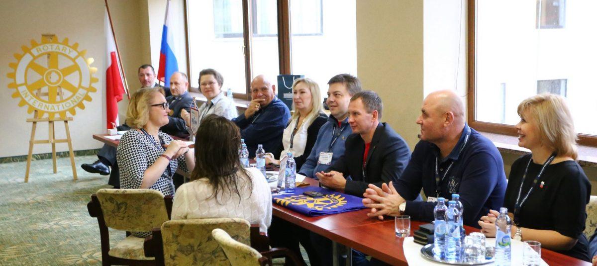 Spotkanie Komitetu ICC Polska Rosja