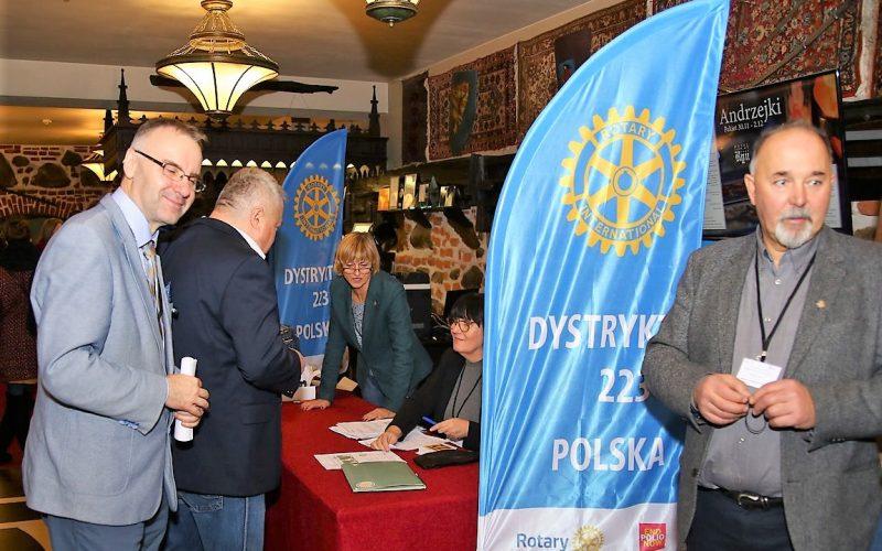 Seminaria Tematyczne oraz Walne Zgromadzenie Stowarzyszenia Polskich Klubów Rotary w Rynie