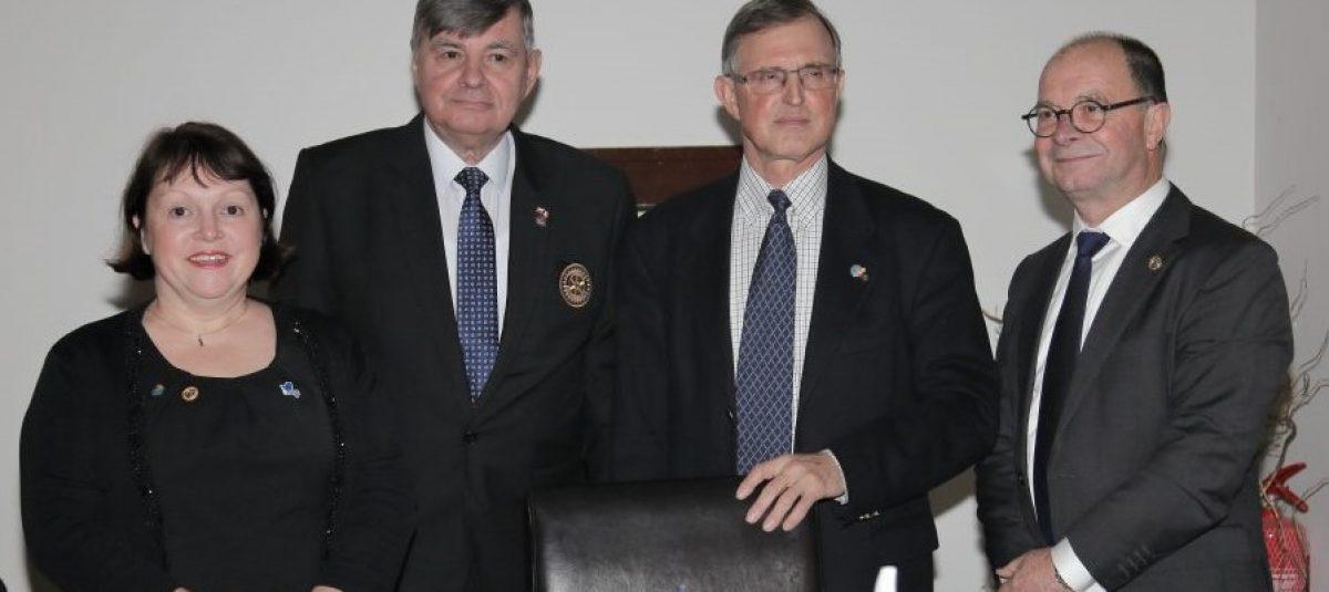 Polsko-Francuskie spotkanie w Ziębicach