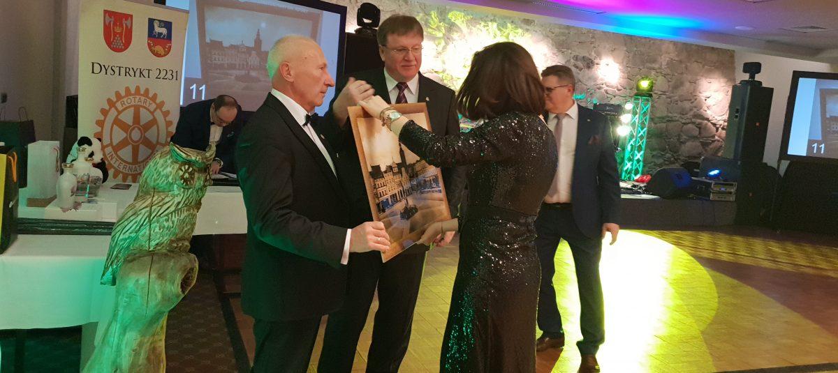 Bal Charytatywny i Umowa Partnerska z Litwą
