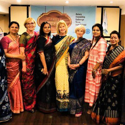 03 Spotkanie w RC Calicut Beach - kobiety w Rotary 01