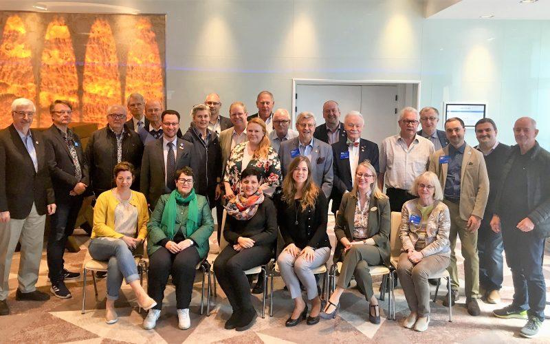Szkolenie trenerów Rotary w Warszawie