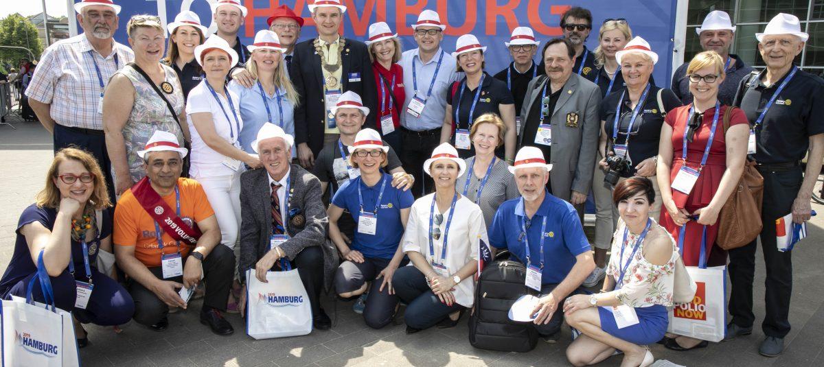 110 Konwencja Rotary International w Hamburgu