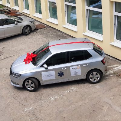 Krakowscy Rotarianie auto (2)