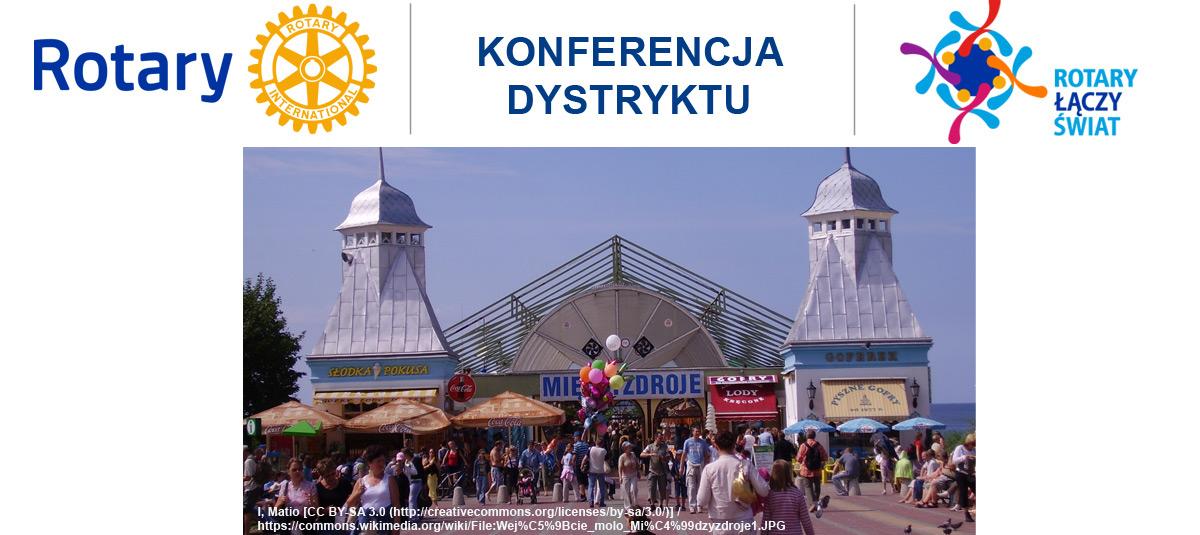 Konferencja Dystryktu – zarejestruj się już dzisiaj